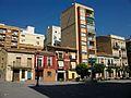 Plaça de la creu del Canyamelar, País Valencià.JPG