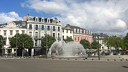 Place de Verdun, Tarbes, Hautes-Pyrénées, France.jpg