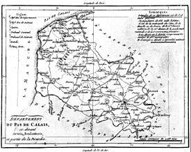 Plan pas-de-calais par louis brion 1792.jpg