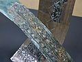 Plaques de cinturó de bronze, Hallstatt, tomba 100 i tomba 453, troballa aïlllada..JPG