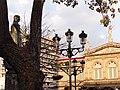 Plaza Scene outside Teatro Nacional - Downtown San Jose - Costa Rica (8477730464).jpg