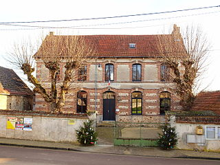 Plessis-Barbuise Commune in Grand Est, France