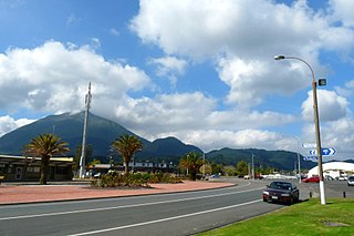 Kawerau Minor urban area in Bay of Plenty, New Zealand