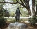 Pocahantas statue, Jamestown Island, Virginia LCCN2011631041.tif