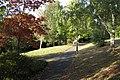 Pocket park, Beverley Hills estate, Leamington Spa - geograph.org.uk - 1534106.jpg
