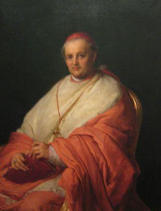Francesco Podesti - Image: Podesti Ritratto del cardinal Cadolini