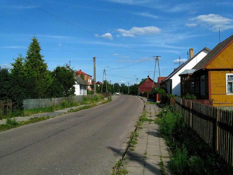 Ponikła, Podlaskie Voivodeship