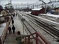 Podsolnechnaya station, pedestrian overpass - panoramio.jpg