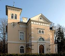 Poertschach Villa Venezia Josef Viktor Fuchs 25122007 01.jpg
