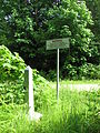 Point Roberts boundary marker and post.jpg