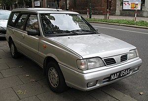 Fabryka Samochodów Osobowych - Polonez Kombi