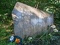 Pomník Antonína Kuchaříka v Rájci na okraji lesa (Q72739641) 01.jpg