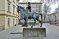 Pomnik Bartolomeo Colleoniego w Warszawie 2014 01.JPG