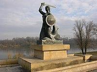 Pomnik Syreny na Powiślu 2009.jpg