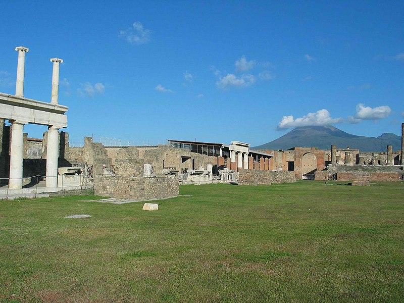 File: Pompei Forum.jpg