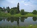 Pond by the church.jpg