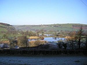 Pontarsais - Image: Ponds near Pontarsais geograph.org.uk 686751