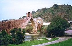 Pont del diable, a Martorell.jpg