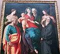 Pontormo, madonna col bambino e quattro santi, 1529, da s.anna in verzaia a fi, 02.JPG