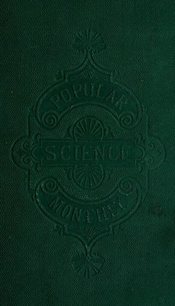 File:Popular Science Monthly Volume 3.djvu