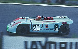 Jo Siffert - Siffert in the Porsche 908.03 at the 1970 1,000 km Nürburgring