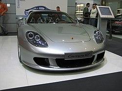 Porsche Carrera GT z roku 2005