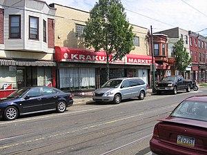 Polish Shop In Port Richmond