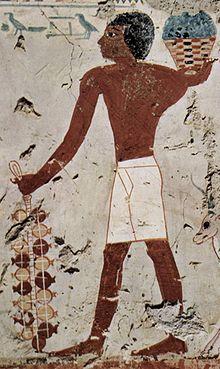 Ancient Egypt Male Fashion