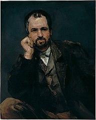 Portrait d'homme (Man's portrait)