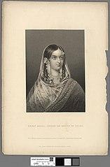 Zenat Mahal -- Begum or Queen of Delhi