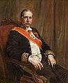 Portret van burggraaf Alfred Simonis, voorzitter van de Senaat (1908 - 1911).jpg