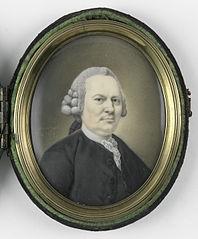 Portret van een man, misschien een lid van de familie Collot d'Escury of van Rappard