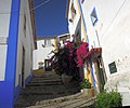 Portugal (Obidos) Picturesque town with cobbled streets and traditional painted houses (36049221615).jpg