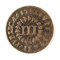 Portugisiskt mynt, 1721 - Skoklosters slott - 109470.tif