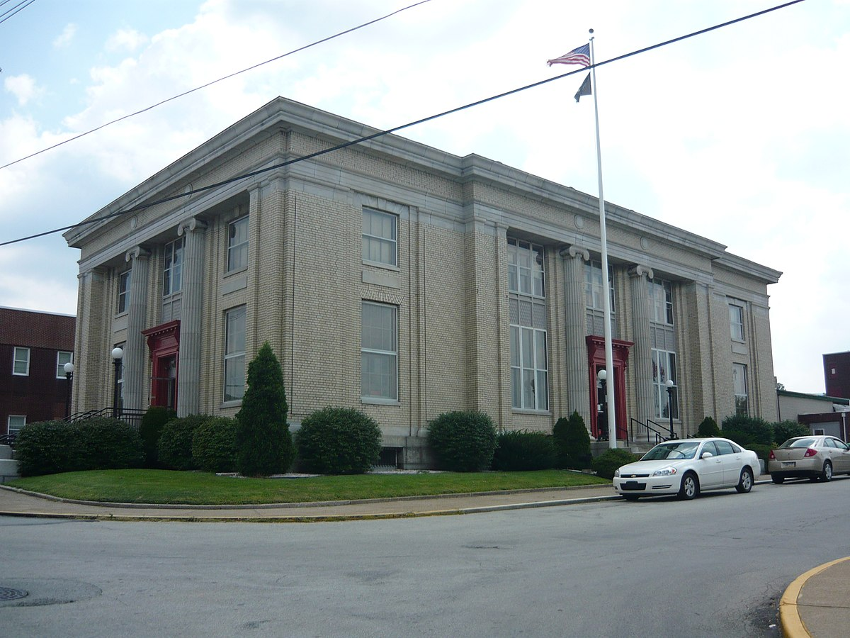 United states post office connellsville pennsylvania wikipedia - Post office us post office ...