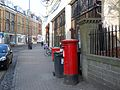 Post box BS8 437 in situ (8540813482).jpg