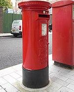 Post box L3 335 on Bixteth Street.jpg