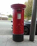 Post box on Mill Street near Corn Street.jpg