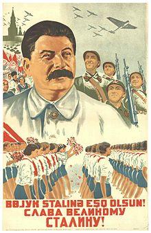Политический портрет сталина в 20годы