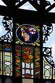 Prague Municipal House Entrance Stained Glass 01.jpg