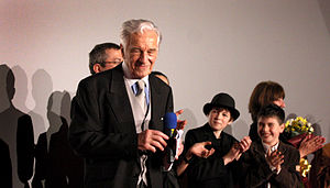 Sergiu Nicolaescu - Sergiu Nicolaescu at the premiere of Carol I