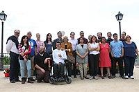 Presentación de los concejales electos de Ahora Madrid (18096939085) (2).jpg