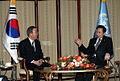 President Lee meeting with Ban Ki-moon.jpg