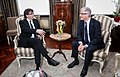 """President Puigdemont - """"Catalunya i Flandes faran missions empresarials conjuntes"""".jpg"""