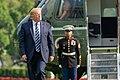 President Trump Returns from New Jersey (48347164577).jpg