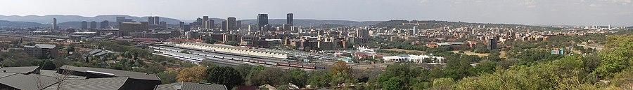 Pretoria page banner