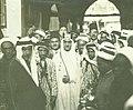 Prince Faisal in Jeddah as Viceroy of Hijaz.jpg