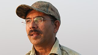 Yadvendradev Vikramsinh Jhala Indian scientist and conservationist