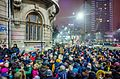 Protest against corruption - Bucharest 2017 - Piata Universitatii.jpg