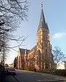 Protestantisch-lutherische Pfarrkirche Forbach Front.jpg